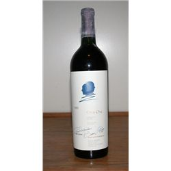 Opus One, Red Table Wine