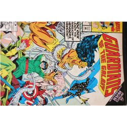 1992 Marvel Comics; Guardians of the Galaxy Edition