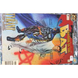1994 DC Comics; Elseworlds Annual Batman-Shadow of the Bat, The Tyrant Edition