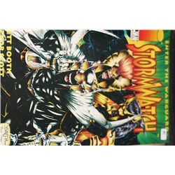1993 Image Comics; Enter the Warguard Stormwatch Edition