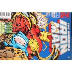 1995 The Invincible IronMan Comic Book
