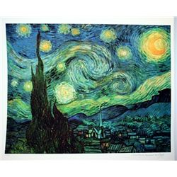 Limited Edition Van Gogh- Starry Night - Collection Domaine Van Gogh