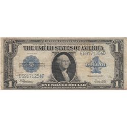$1 1923 SILVER CERTIFICATE HORSE BLANKET