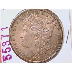 1903 Morgan Dollar MS63