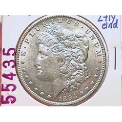 Scarce Date 1894-O Morgan Dollar AU50