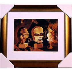 Salvador Dali Signed Limited Edition - THREE AGES