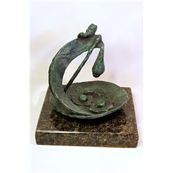 Salvador Dali Enchanting Limited Edition Bronze- SUBLIME MOMENT