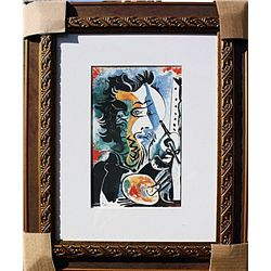 The Artist  - Picasso - Limited Edition