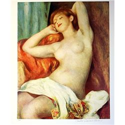 Limited Edition Renoir- Nude Study - Collection Domaine Renoir