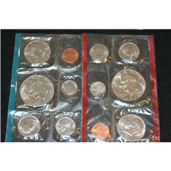 1978 US Mint Coin Set, P&D Mints, UNC
