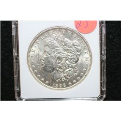 1896 Silver Morgan $1, MCPCG Graded MS61