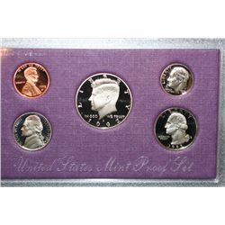 1992-S US Mint Proof Set