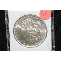1881-S Silver Morgan $1, MCPCG Graded MS62