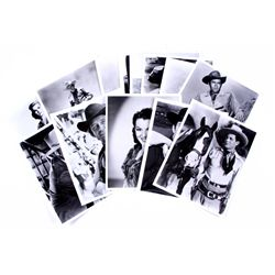 Large Lot of B&W Photos