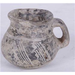 Anasazi Sosi Black & White Small Pitcher