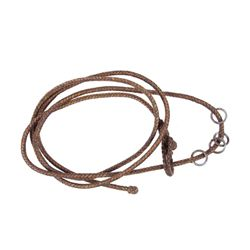 Rawhide Rope with Grommets