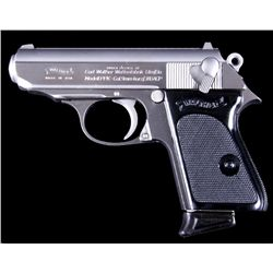 Walther Mdl PPK Cal .380acp SN:A044082