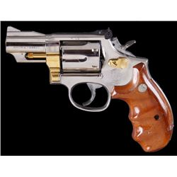 Smith & Wesson Mdl 19-7 Cal .357mag SN:BUF9979