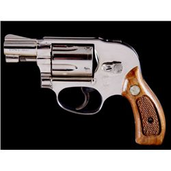 Smith & Wesson Mdl 49 Cal .38spec SN:J797536