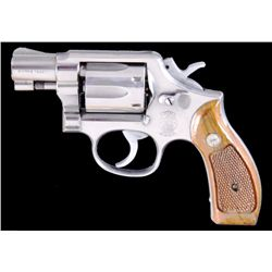 Smith & Wesson Mdl 64-2 Cal .38spec SN:ABP3146