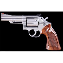 Smith & Wesson Mdl 66 Cal .357mag SN:9K26666