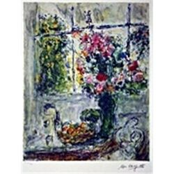 Still Life by Chagall