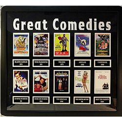 Giclees of  The 10 Greatest Comedies