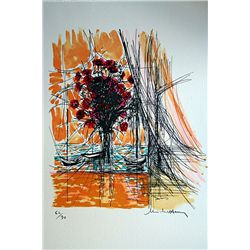 Limited Edition Lithograph by Artist Lui