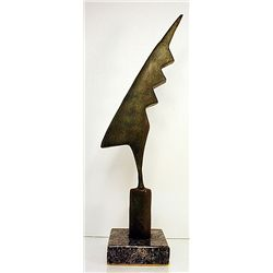 Brancusi Limited Edition Bronze - Le Coq