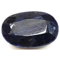 African Sapphire Loose Gems 169.5ctw Long Oval Cut