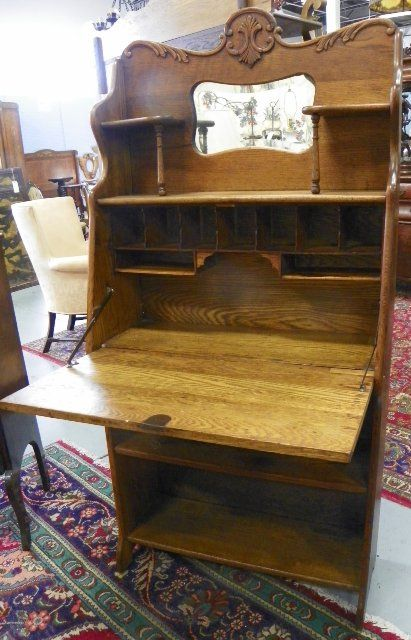 1908 Image 2 Oak Larkin S Desk Ca