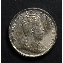 5 Cents 1904, ACG MS-61. Worth checking.