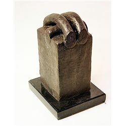 Eduardo Chillida Limited Edition Bronze - Lura G 25