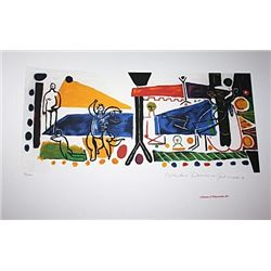 Limited Edition Picasso - The Family - Collection Domaine Picasso