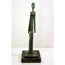 Pablo Picasso Original, limited Edition Bronze -Man Standing-