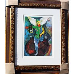The Juggler  - Chagall - Limited Edition