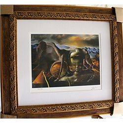 Salvador Dali Signed Limited Edition - The Endless Enigma