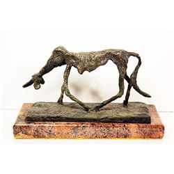 Alberto Giacometti  Original, limited Edition  Bronze - DOG