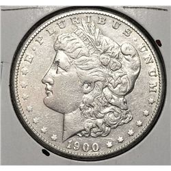 1900-S Morgan Dollar AU50