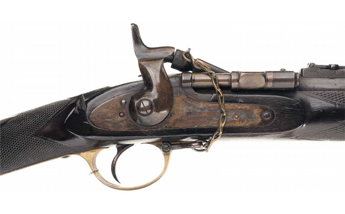 from Brian dating enfield rifles