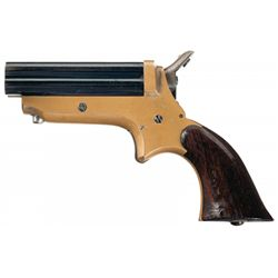 Sharps Model 1C Pepperbox Pistol