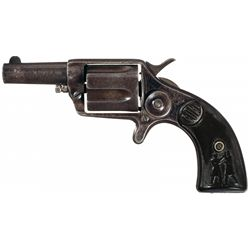 Colt New House Revolver with One Cop and Thug Grip