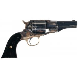 Fine Remington New Model Police Cartridge Conversion Single Action Revolver