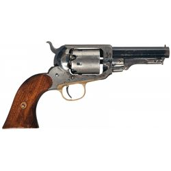 Whitney Second Model Pocket Percussion Revolver