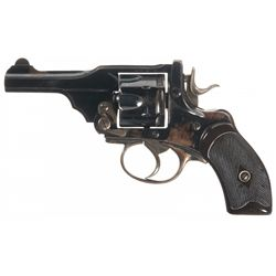 Webley & Son Mark III Double Action Revolver