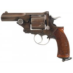 Pryse No. 1 Double Action Revolver with Charles Lancaster Agent Marking