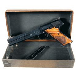 Excellent Colt Third Series Woodsman Match Target Semi-Automatic Pistol with Original Box