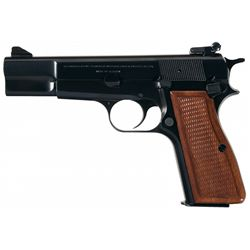 Belgian Browning High Power Semi-Automatic Pistol