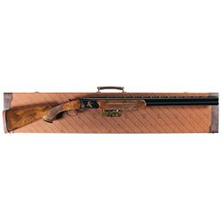 Weatherby Orion Ducks Unlimited Over/Under Shotgun with Case