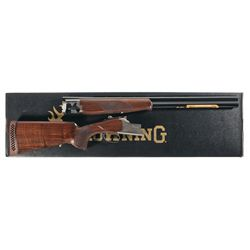 Browning Citori 525 Field Over/Under Shotgun with Box